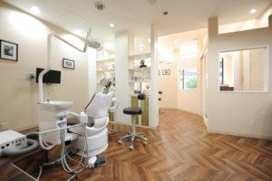 半個室の診療室02
